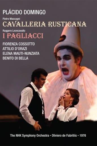Poster of Cavalleria rusticana / I Pagliacci