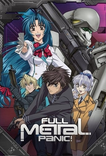 Full Metal Panic! Movie Poster