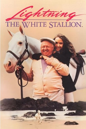 Poster of Lightning, the White Stallion