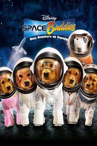 Poster of Space Buddies