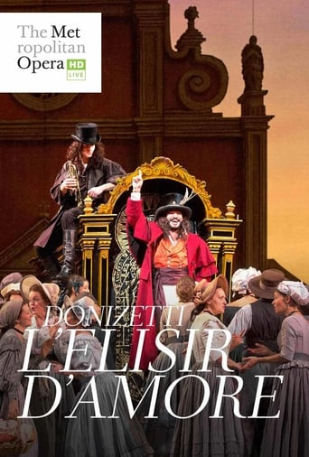 Poster of Donizetti: L'Elisir d'Amore