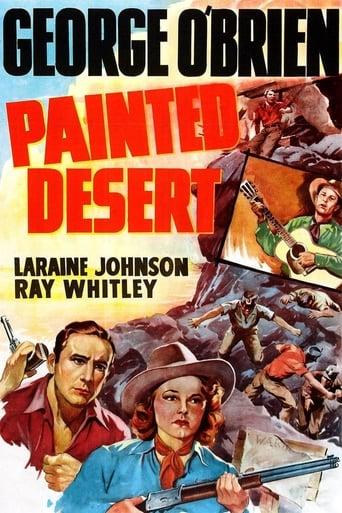 Poster of Painted Desert