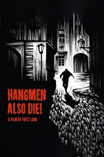 Hangmen Also Die! (1943) - poster