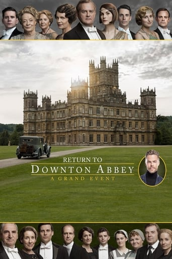 Watch Return to Downton Abbey: A Grand Event Free Movie Online