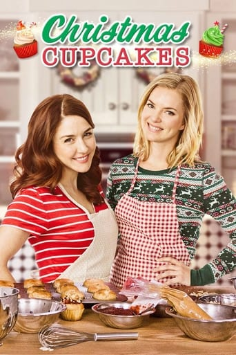 Poster of Christmas Cupcakes