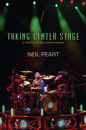 Neil Peart - Taking Center Stage: A Lifetime of Live Performance