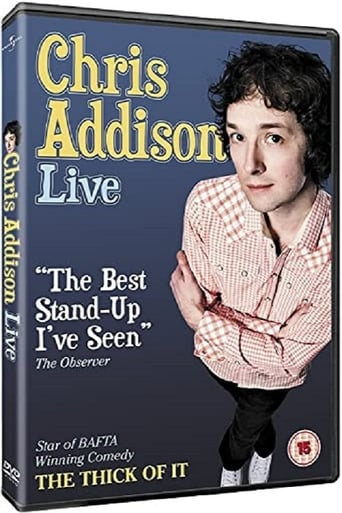 Poster of Chris Addison: Live