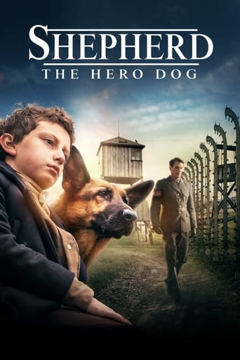 SHEPHERD: The Story of a Jewish Dog Poster