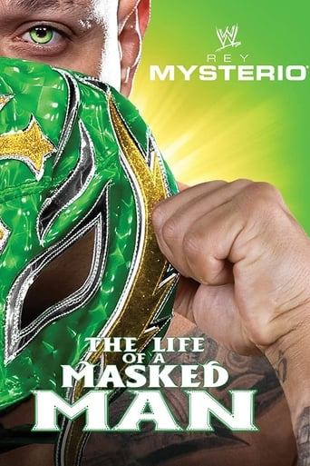 Poster of WWE: Rey Mysterio - The Life of a Masked Man