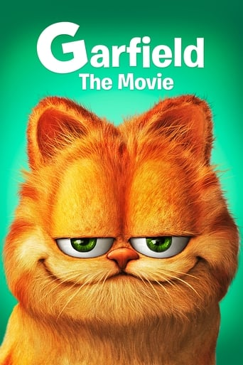 Poster of Garfield