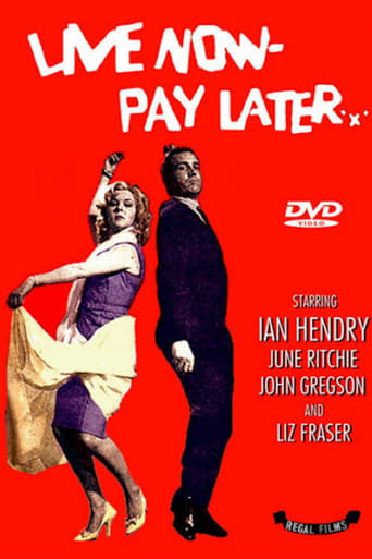Poster of Live Now - Pay Later