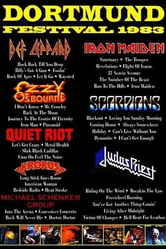 Poster of Rockpop In Concert Dortmund