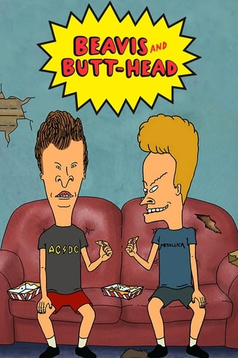 Poster of Beavis and Butt-head