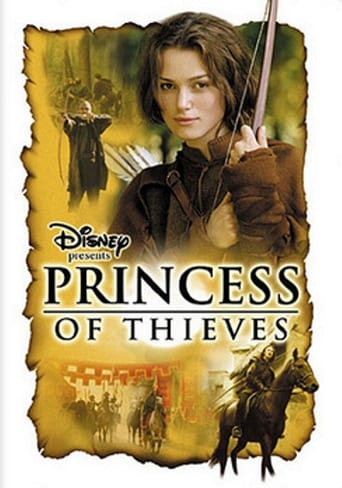 Princess of Thieves poster