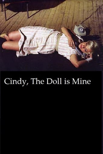 Poster of Cindy, the Doll Is Mine