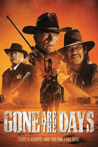 Poster of Gone Are the Days