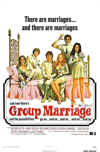 Poster of Group Marriage