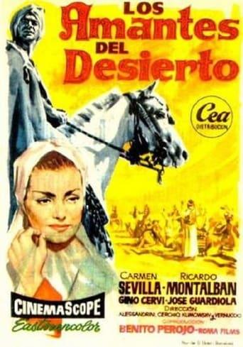 Poster of Desert Warrior