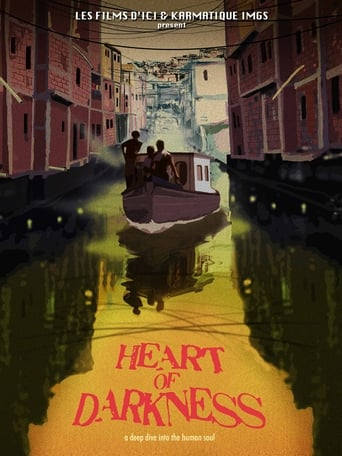 Poster of Heart of Darkness