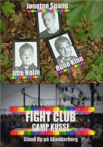 Fight club camp kusse: Stand up på Skanderborg