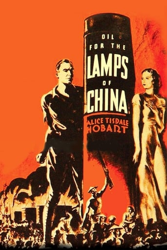 Watch Oil For The Lamps Of China Online Free Putlocker