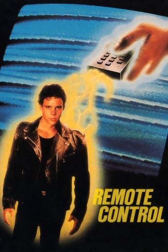 Poster of Remote Control