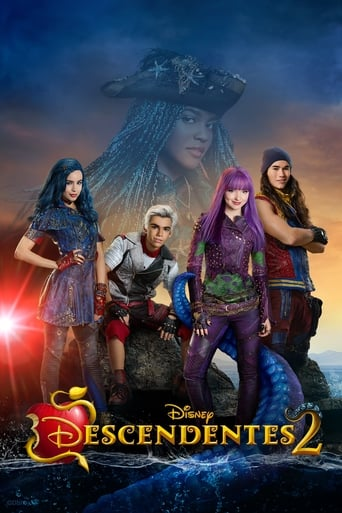 Baixar Descendentes 2 Torrent (2017) Dublado / Dual Áudio 5.1 BluRay 720p | 1080p Download
