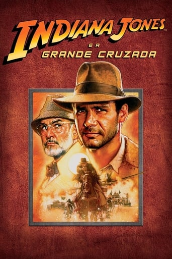 Indiana Jones e a Última Cruzada - Poster