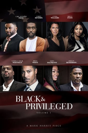 Black & Privileged: Volume 1 Movie Poster