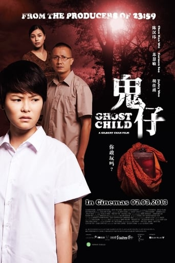 Poster of Ghost Child