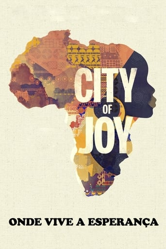 City of Joy Onde Vive a Esperança - Poster
