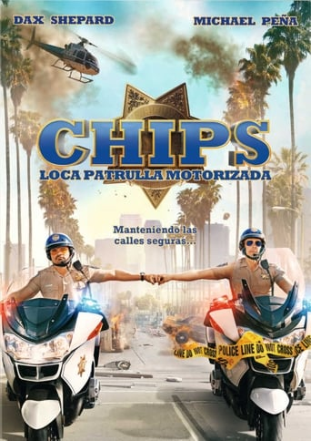 Poster of CHiPs, Loca Patrulla Motorizada