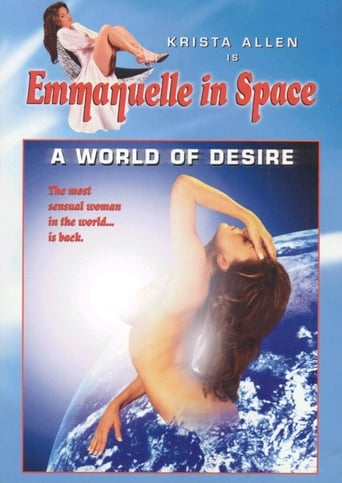 Poster of Emmanuelle in Space 2: A World of Desire