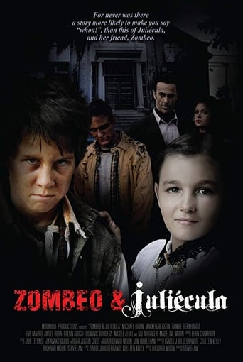 Poster of Zombeo & Juliécula