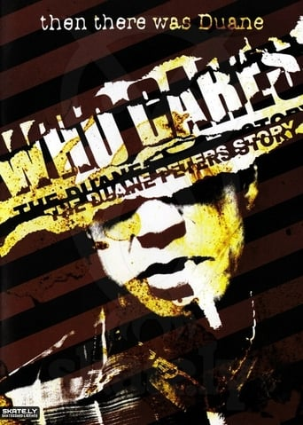 Who Cares: The Duane Peters Story