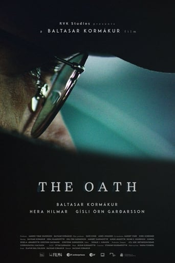 Poster of The Oath fragman
