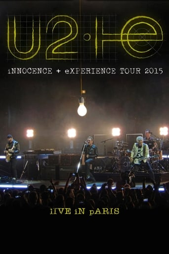 Poster of U2: iNNOCENCE + eXPERIENCE Live in Paris