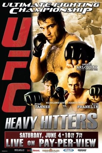 Watch UFC 53: Heavy Hitters Online Free Putlockers