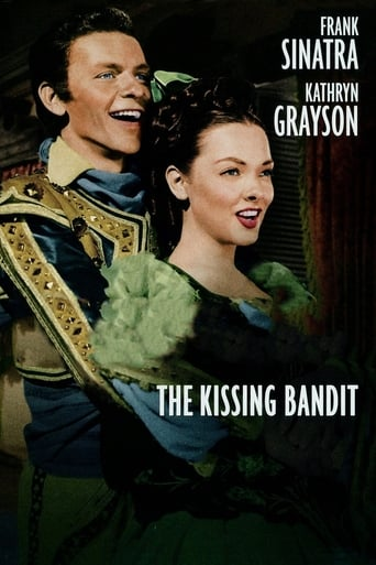 Poster of The Kissing Bandit