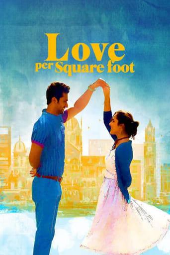 Poster Love Per Square Foot