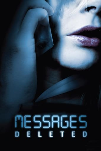 Poster of Messages Deleted