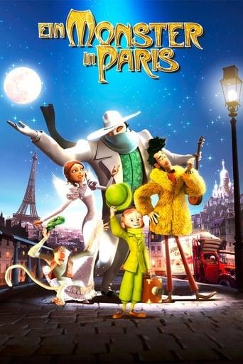 Ein Monster in Paris - Abenteuer / 2012 / ab 0 Jahre