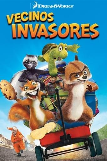 Poster of Vecinos invasores