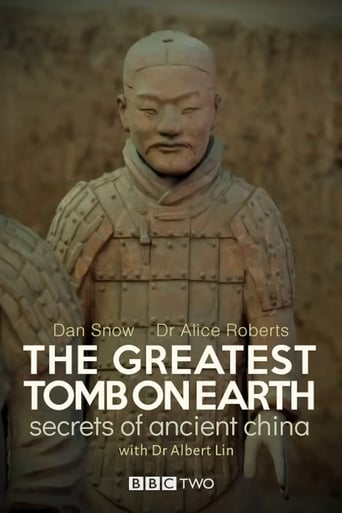The Greatest Tomb on Earth: Secrets of Ancient China Movie Poster