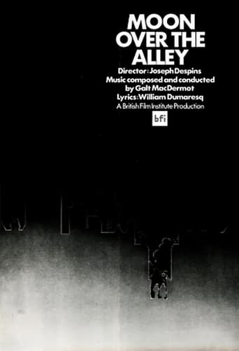 Poster of The Moon Over The Alley