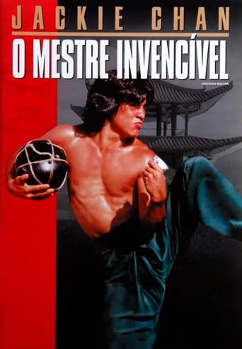 O Mestre Invencível - Poster
