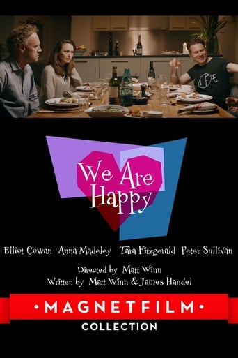 Poster of We Are Happy