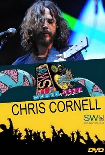 Poster of Chris Cornell: Live at SWU Music and Arts Festival, Brasil