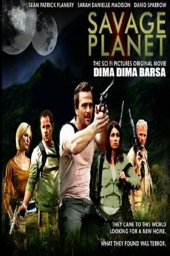 Poster of Savage Planet