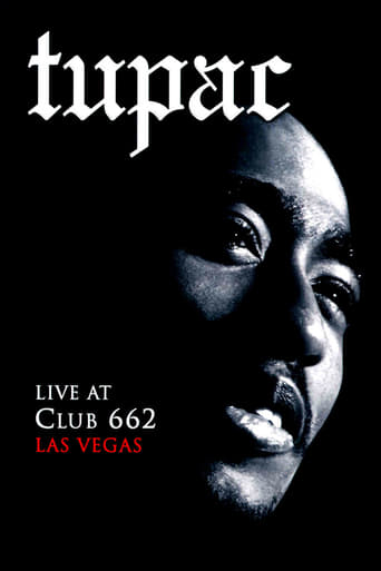 Poster of Tupac: Live at Club 662